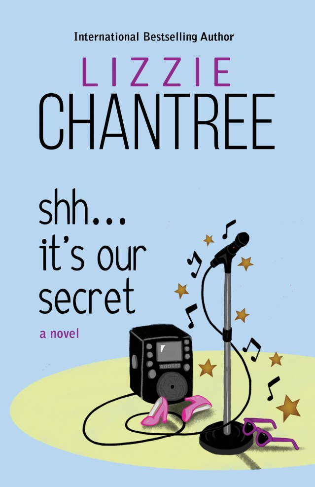 Link to BHC's publisher page for Shh... It's Our Secret by Lizzie Chantree.