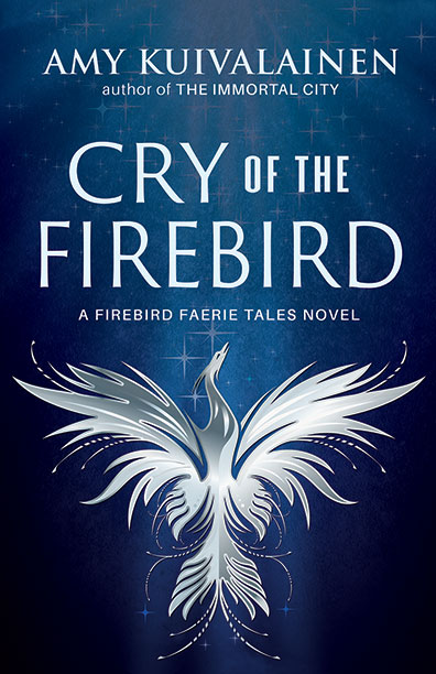Book cover for Cry of the Firebird. Image links to the book's About the Book page on BHC Press's website.